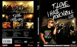 T.Love | I Hate Rock'n'Roll Live | folia | DVD
