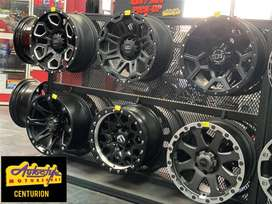 4by4 Mags, Rims, Alloy Wheels and tyres suitable to fit most 4by4 s, F