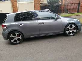 Vw golf six gti model 2010