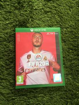 Xbox One Fifa 20 for sale