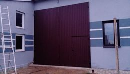 Drzwi bramy garażowe wrota wierzeje do stodoły