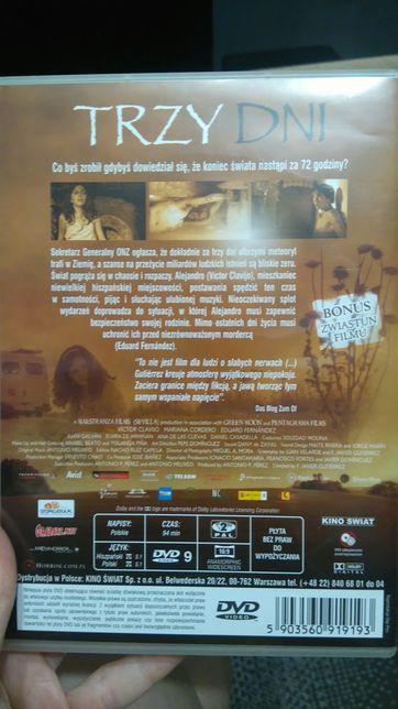 """Trzy dni"" film DVD lektor pl Sosnowiec - image 7"