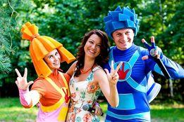 Детские праздники, Ведущие, Аниматоры, Сказочные герои, Диско-Караоке