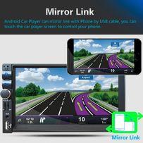 Автомагнитола Android WIFI 4*45W GPS 1028*600 2 din