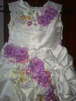 Нарядное платье для утренников или выпускного