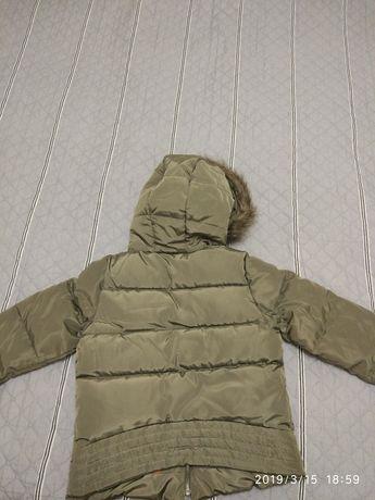 Демисезонная курточка для девочки Zara Днепр - изображение 3