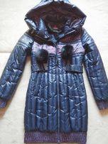 Пуховик жіночий / пальто зимове / женское зимнее пальто пуховик Clasna