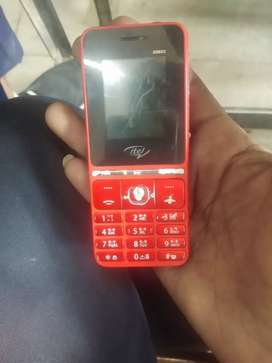 Itel old phone in sale