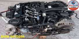 Imported used BMW /E90/E92 4 CYLINDER DIESEL Engines for sale at MYM