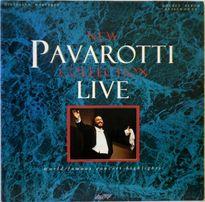Luciano Pavarotti – New Pavarotti Collection Live, 1988 на Двух дисках