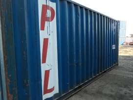 6 meter shipping containers available in PE