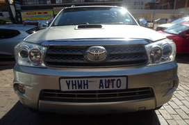 2011 #Toyota #Fortuner 3.0 #D4D #Auto #SUV 90,000km #7Seater YHWH Cars
