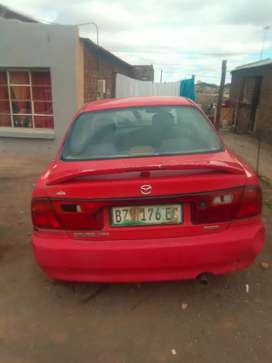 Mazda etude  papers available non runner