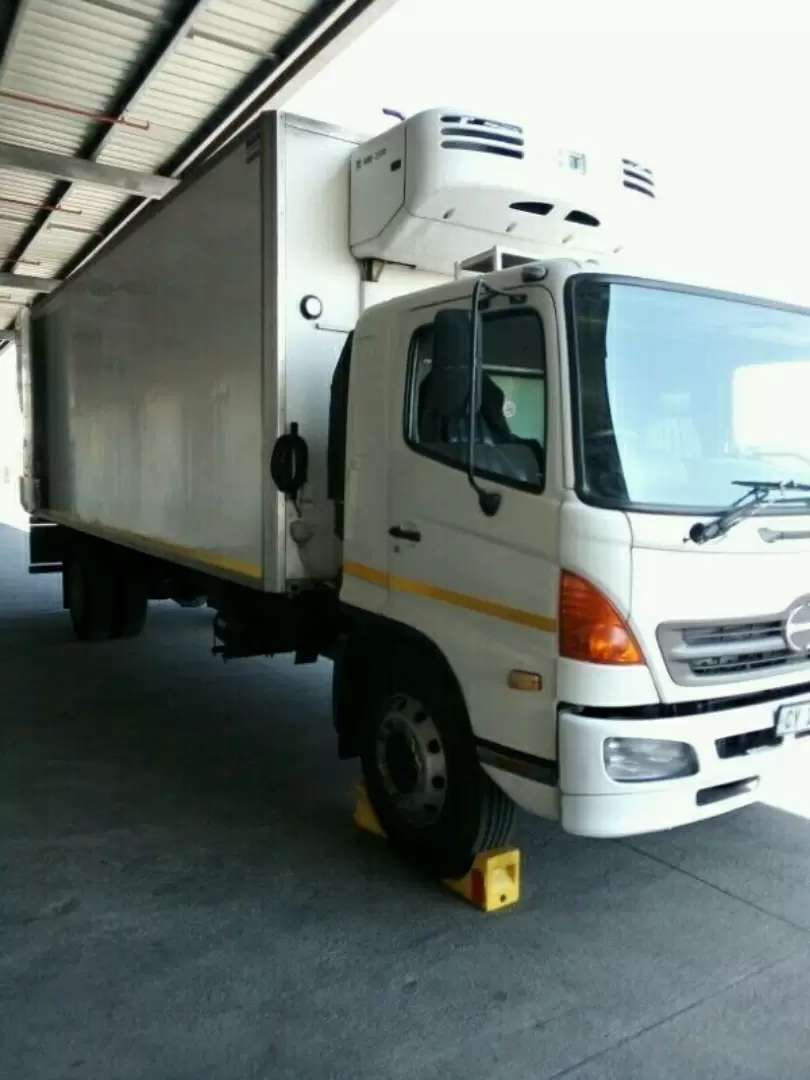 All trucks available for hire 0