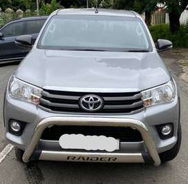 Toyota Hilux 2.4 GD6 double cab 2X4