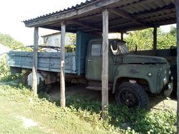 ГАЗ-52 на ходу!