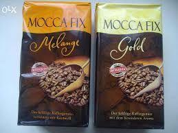 АКЦІЯ!!! Кава MOCCA FIX 500г мелена кофе Мока фікс Тільки ОПТ