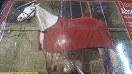 Derka polarowa dla konia