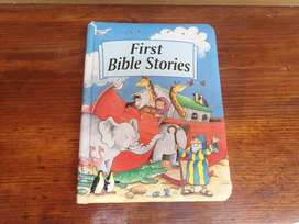Kids First Bible Stories.
