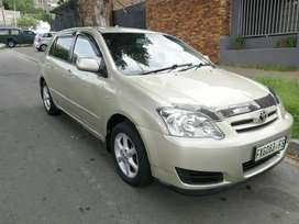 20007 TOYOTA RUNX 1.4 RS MANUAL
