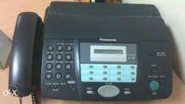 Телефакс Panasonic KX-FT902