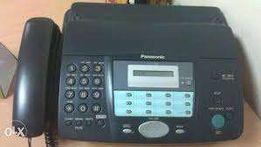 Телефакс Panasonic KX-FT902