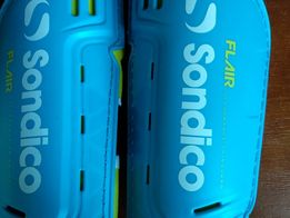 детские щитки Sondico Flair размер XXS на 6-9 рост до 120 см