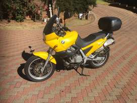 2007 BMW F650 ST very good condition