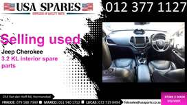 Jeep Cherokee 3.2 KL 2013-21 used interior spare parts for sale