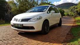 2012 Nissan Tida 1.6 Visa Plus Hatch Back