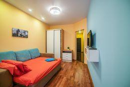 Квартира в новом доме с парковкой+Завтрак включен