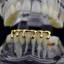 Drip Drop Grills for your Teeth