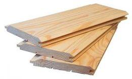 Вагонка деревянная (сосна)Акция! 90,00 грн/м2 (II сорт)