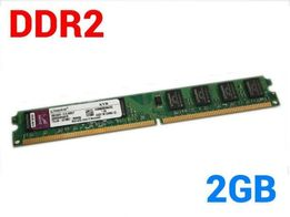 Оригинальный Kingston 2 GB (DDR2) 550 р. Гарантия 6 мес.