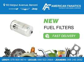 We sell new & used Fuel Filter  for Jeep - Dodge - Chrysler