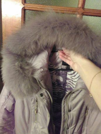 Зимняя курточка пальто 50 размер новая серая Конотоп - изображение 5