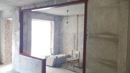 Алмазная резка и сверление бетона, кирпича без пыли