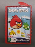 Karty Angry Birds Power Cards