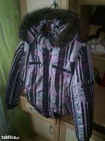 Sprzedam młodzieżową zimową kurtkę