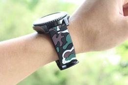 Pasek Bransoleta Samsung Gear S3 FRONTIER CLASSIC MORO