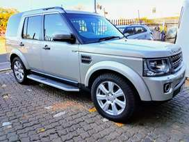2015 Land Rover discovery4 SE automatic