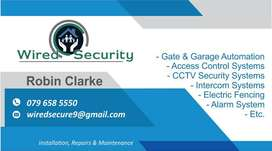 Security Installations, Repairs and Maintenance