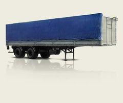 Тент для полуприцепа МАЗ-938660 (новый, оригинал)