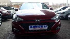 2018 Hyundai i20 Motion Engine 1.4