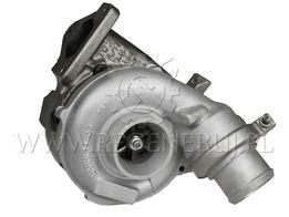 Turbosprężarka 709838 Mercedes Sprinter 901 216 CDI 902 216 CDI 156KM