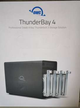 OWC Thunderbay 4 Network Attached Storage