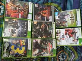 Xbox360 and PS3 games for sale