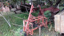 Гребалка сена на трактор