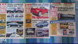 Auto Świat numery archiwalne