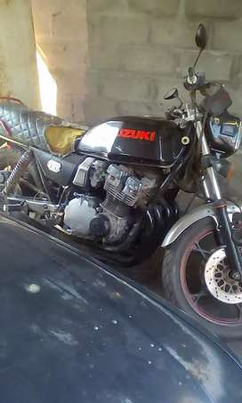 Gsx 750 for sale not running need stator